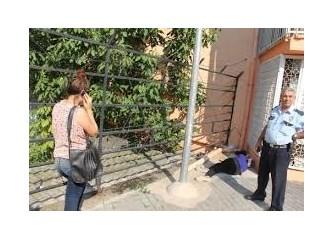 Bursa'da sokak ortasında alkol alan liseli kızlardan biri komaya girdi