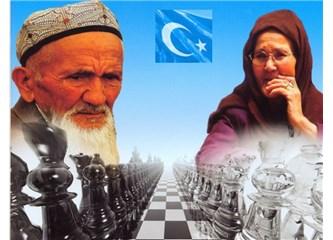 Doğu Türkistan zulüm altında