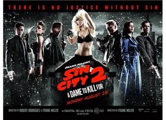 Akasya AVM Sineması ve Sin City-2 izlenimlerim
