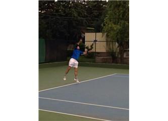 Tenis kuralları 1- Raket Tutuş ve Topa Vuruş Tarzları
