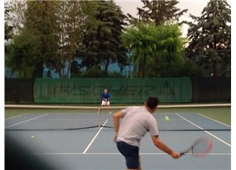 Tenis Kuralları 4 - Maça Hazırlık Yapmak