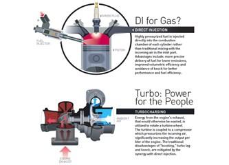Direk enjeksiyonlu turbo araçlar için yeni nesil LPG sistemlerinin faydaları