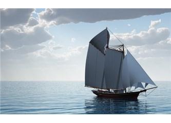 Bugüne not: Senden başka kimse, senin geminin gerçek kaptanı olamaz!.. İç dengeni bul...
