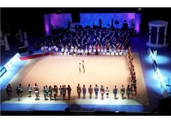 33. Dünya Ritmik Jimnastik Şampiyonası İzmir'de başladı. Ama bilen yok!