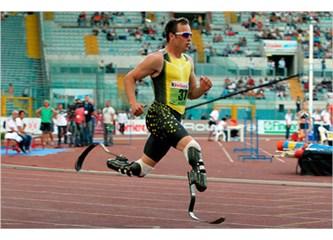 Engelliler böyle güzel insanlar işte...