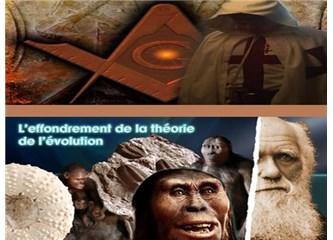 Ateist Masonlar ve Darwinizm...