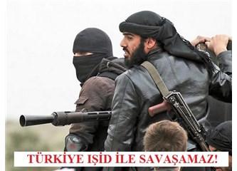 Ne yaparlarsa yapsınlar, Türk ordusunu İşid ile savaştıramayacaklar!