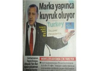 Türkiye'nin yeni Marka / Logosu hayırlı olsun.