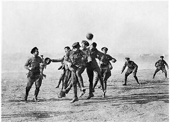 Futbol fanatizmi ve savaş