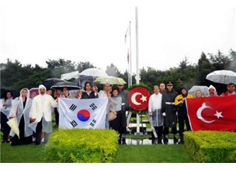 Çekik gözlü dostane insanların ülkesi Güney Kore-Seul