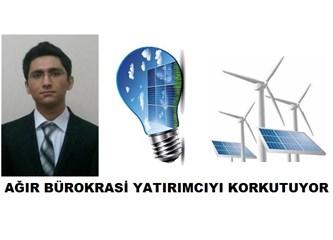 Yenilenebilir enerji kaynakları hakkında bir röportaj