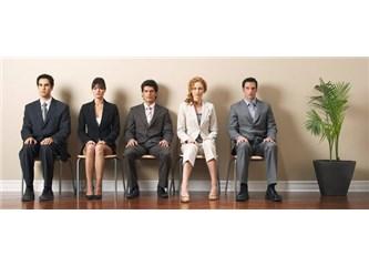 İş görüşmesi öncesi bekletilmek