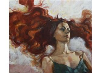 Sosyalist saçlı – Jilet yiyen Kız -
