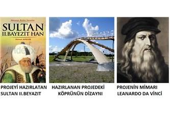 Osmanlının 1502'de Leonardo da Vinci'ye hazırlattığı proje 500 yıl sonra Norveç'te hayat bulur