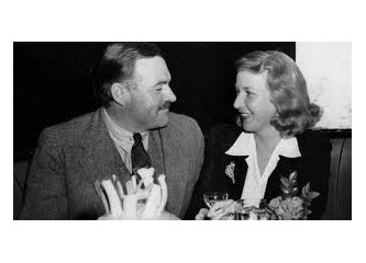'Hemingway & Gellhorn' için Facebook monologları