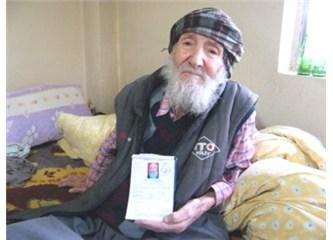 Öz Kahramanmaraşlı  Mehmet Tatar Dede...125 Yaşında !..