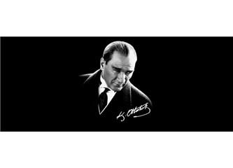 Yolun ışık olsun Atatürk...