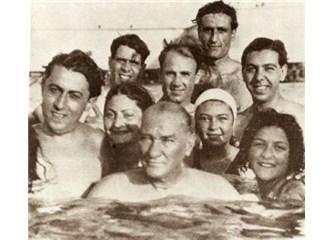 Ulu Önder Atatürk'e sonsuz saygılarımla....