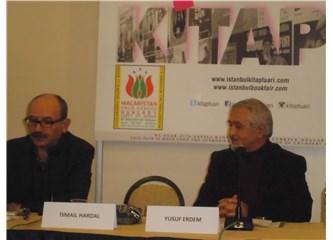 İstanbul TÜYAP Kitap Fuarı etkinliklerimizden biri