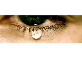 Gözyaşının sessizliği