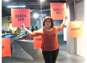 İstanbul sanat üstü balık