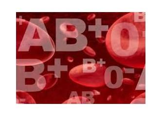 Kan gruplarına göre kişilik özellikleri...