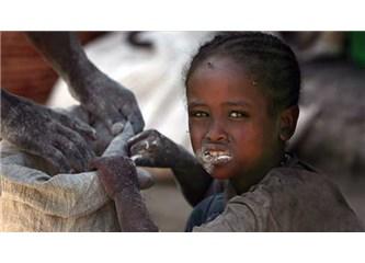 Açlığın esir aldığı ülkeler...