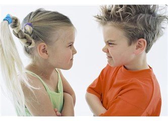 Çocuğunuz neden öfkeli ve saldırgan?