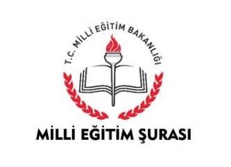 19. Milli Eğitim Şurası