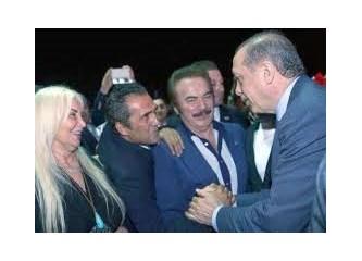 """""""Yeni Türkiye""""nin sanatçısı Yavuz Sultan Bingöl..."""