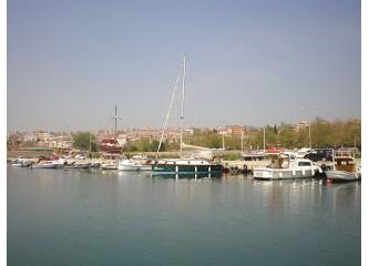 Marmara denizi: Marmaraereğlisi  Balıkçı Barınağı