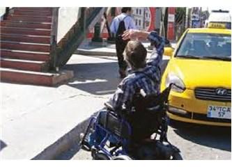 Bir engelliye imkan verildiği taktirde başaramayacağı iş yoktur…