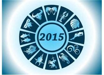 2015 Yılının Astrolojik etkileri