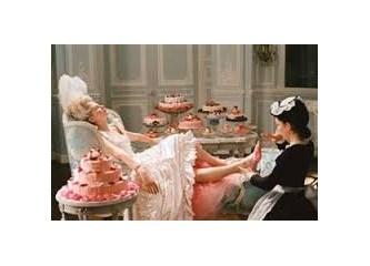 Rönesans,Alev Alatlı,ekmek bulamıyorlarsa pasta yesinler