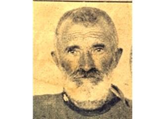 Ertuğrul Fırkateyn'den kurtulan Ağvalıoğlu Ali Özkaya