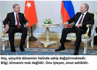"""""""Cenazeyi öldürene kaldırtırlar"""" Elbirliği ile yıkılan Osmanlıyı diriltme görevi Rusların mı (2)"""
