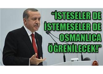 İktidarın Osmanlıca ile sınavı