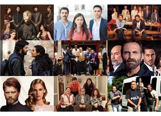 2014 Yılı TV Dizilerinin karnesi: Başarılı olanlar, ekrana veda edenler?