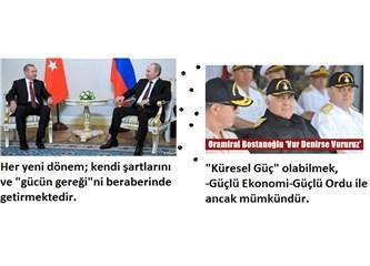 """""""Cenazeyi öldürene kaldırtırlar"""" Yıkılan Osmanlı denge olabilmesi için mi diriltiriliyor? (4)"""