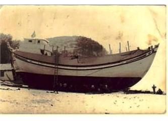 """1844 yılı """"Temettuat Defterleri""""nde tekne yapımcıları"""