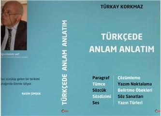 Türkçe'de Metin, Bölümce, Tümce, Sözcük