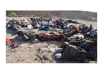 Geçen yıl Suriye ve Irak'ta ne kadar insan öldü?