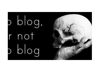 """Blogculuğu, """"Kıymetli blog yazarlarımız""""  bitiriyor!"""