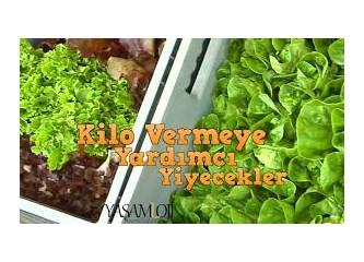 Sağlıklı kilo vermemize yardımcı olan yiyecekler…