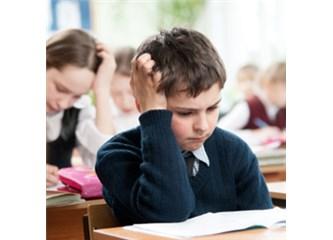 Çocuklardaki dikkat eksikliği önemli duygusal sorunlar olabileceğine dikkat çeker