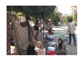 2 milyon Suriyeli sığınmacı,Türkiye' yi işgal etti