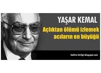 Yaşar Kemal ve Nobel alamadan ölmek!