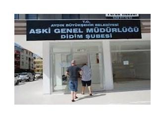 Su hakkı ve Aydın Büyükşehir Belediyesi'nin su fiyatları...
