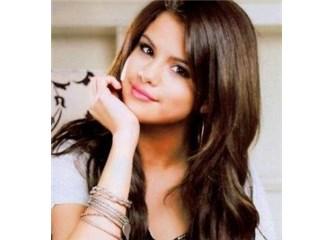 Selena Gomez'in makyajı