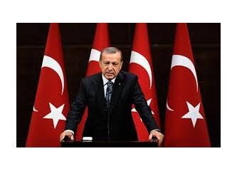 """Cumhurbaşkanı Tayyip Erdoğan, """"Tek adam"""" değil ama """"İlk Başkan"""" olabilir..."""